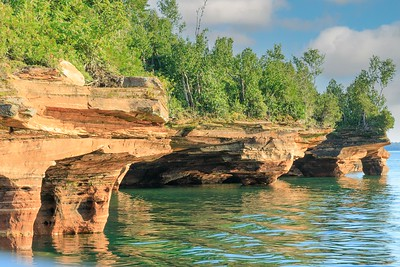 DA110,DT,Apostle Islands WI-1
