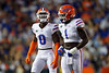Photos from the first half as the University of Florida Gators host the Florida Atlantic University Owls to kick off the 2021 season at Ben Hill Griffin Stadium in Gainesville, Florida.  September 4th, 2021. Gator Country Photo by David Bowie.