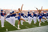 The Florida Gators Band performs during pre-game as the Florida Gators open the 2021 season with a 35-14 win over the Florida Atlantic University Owls at Ben Hill Griffin Stadium in Gainesville, Florida on September 4th, 2021. (Photo by David Bowie/Gatorcountry)