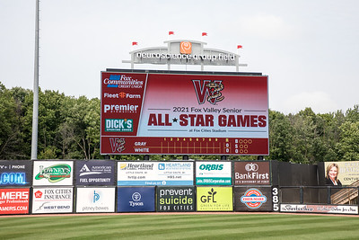2021 Fox Valley HS All-Star Game (Game 2)