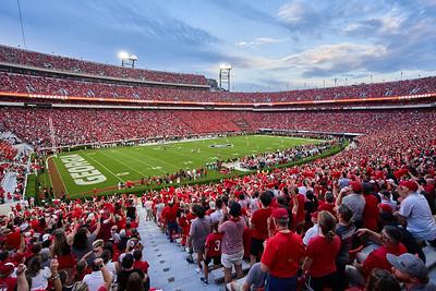 Sanford Stadium UGA Bulldogs - Athens GA
