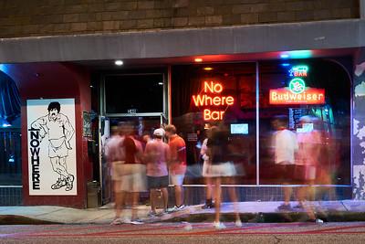 No Where Bar - Athens GA