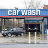 210224 Enterprise 1<br /> (James Neiss/staff photographer)<br /> Niagara Falls, NY - Shinny car after shinny car emerges from the Delta Sonic Car Wash on Niagara Falls Boulevard in Niagara Falls. The warm temperatures made for the perfect day to get a car washed.