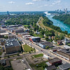 210721 Main Street 1<br /> James Neiss/staff photographer <br /> Niagara Falls, NY - A lot of community members, government agencies and private investors are involved in reimagining the main street bridge district.