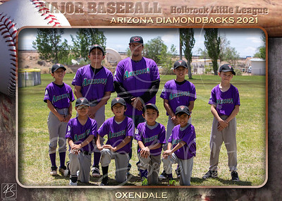 OXENDALE TEAM 5X7