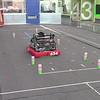 Autonomous Navigation Barrel