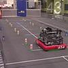 Autonomous Navigation Bounce
