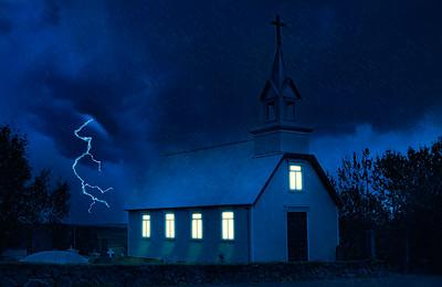 DA061,DA,Chapel in Iceland