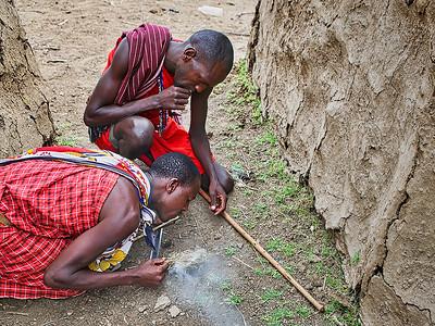DA115,DJ,Providing Life in the Maasai