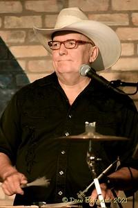 Craig Bignell - Blake Reid band - King Eddy 7-21  D323