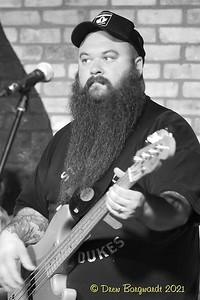 Tom Phillips band - King Eddy 7-21  D019