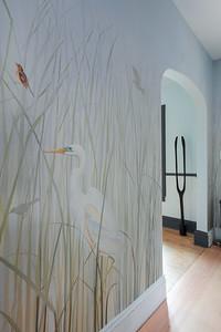 The 2021 Kingston Design Showhouse in Kingston, NY.