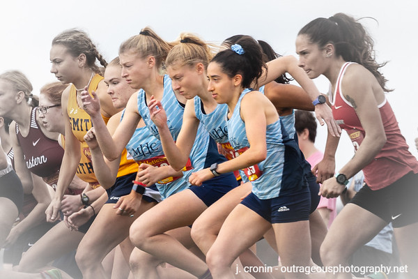 MHC XC - Harkness Park - October 2021