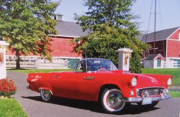 Dorne, Paul 1955 TBird