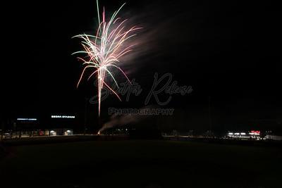 2021-05-14 - Post Game Fireworks