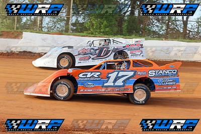 Matt Henderson (17) & Jesse Lowe (d2)