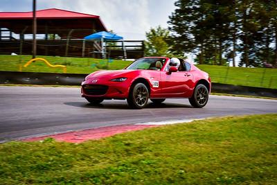 2021 Mid Ohio GridLife TDay Adv Car 305