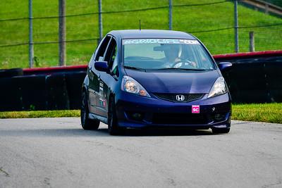 2021 Mid Ohio GridLife TDay Adv Car Blu Fit