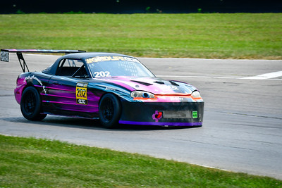 2021 Mid Ohio GridLife GLTC Car 202