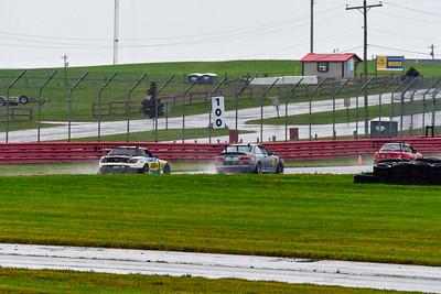 2021 Mid Ohio GridLife GLTC Sat PM Rain Start