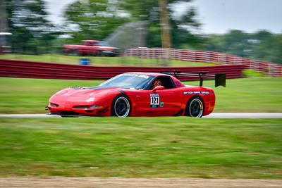 2021 Mid Ohio GridLife Tm Attk Grp A Car 121