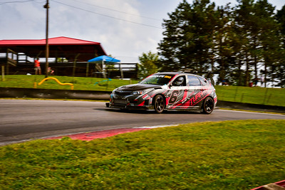 2021 Mid Ohio GridLife Tm Attk Grp A car 6