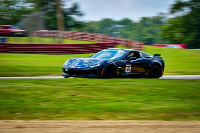 2021 Mid Ohio GridLife Tm Attk Grp A car 61