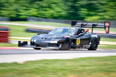 2021 Mid Ohio GridLife Tm Attk Grp A Car 72