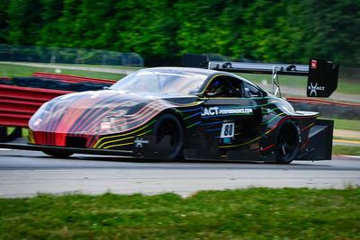 2021 Mid Ohio GridLife Tm Attk Grp A Car 80