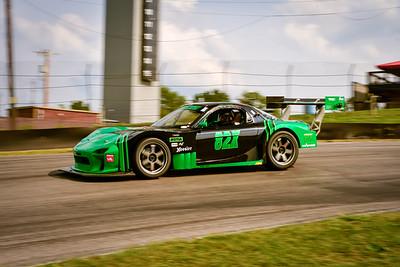 2021 Mid Ohio GridLife Tm Attk Grp A Car 82X
