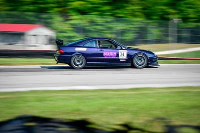 2021 Mid Ohio GridLife Tm Attk Grp B Car 74