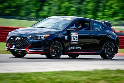 2021 Mid Ohio GridLife Tm Attk Grp C Car 124