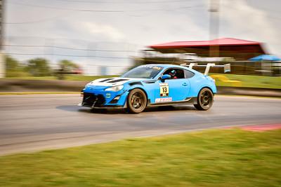 2021 Mid Ohio GridLife Tm Attk Grp C Car 13