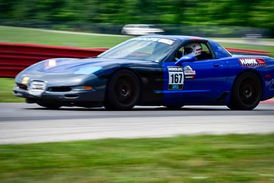 2021 Mid Ohio GridLife Tm Attk Grp C Car 167