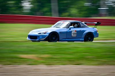 2021 Mid Ohio GridLife Tm Attk Grp C Car 189