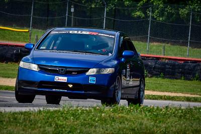 2021 Mid Ohio GridLife Tm Attk Grp C Car 243