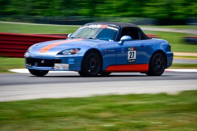 2021 Mid Ohio GridLife Tm Attk Grp C Car 27