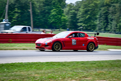 2021 Mid Ohio GridLife Tm Attk Grp D Car 238