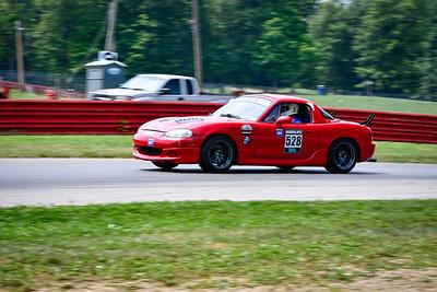 2021 Mid Ohio GridLife Tm Attk Grp D Car 528