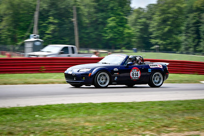 2021 Mid Ohio GridLife Tm Attk Grp D Car 614