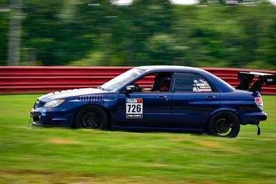 2021 Mid Ohio GridLife Tm Attk Grp D Car 726