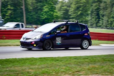 2021 Mid Ohio GridLife Tm Attk Grp D Car 926