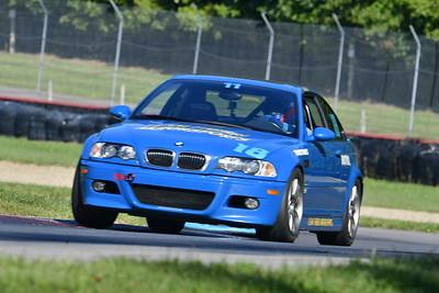 2021 MVP MO Blue Car # 11