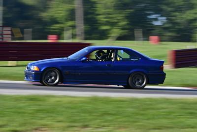 2021 MVP MO Blue Car # 19