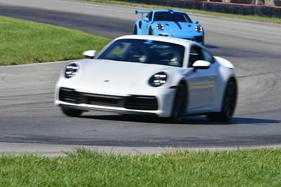 2021 MVP MO Blue Car # 2