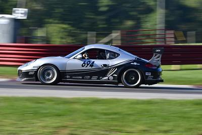 2021 MVP MO Blue Car # 25