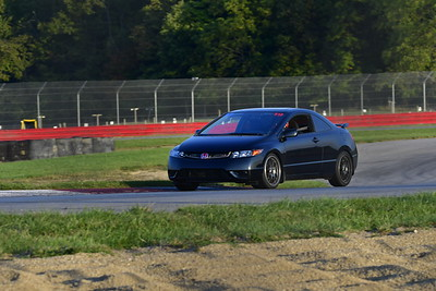 2021 MVP MO Blue Car # 33