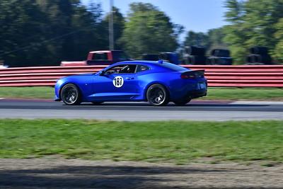 2021 MVP MO Blue Car # 36