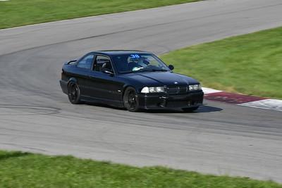 2021 MVP MO Blue Car # 38