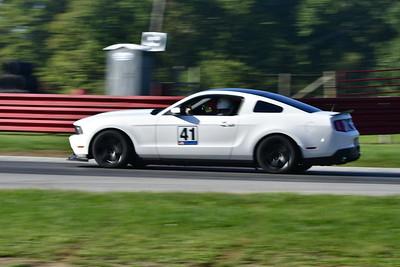 2021 MVP MO Blue Car # 41